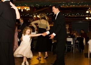 Dancingwiththeflowergirl