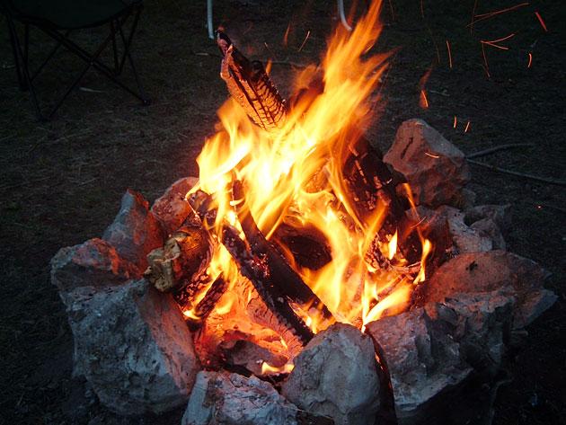 Kako zapaliti vatru